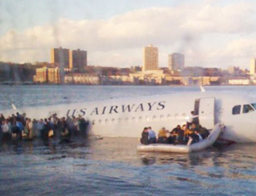 Surviving The Miracle On The Hudson and What It Means To Personal Leadership